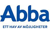 Logotyp Abba