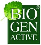 Logotyp Bio Gen Active