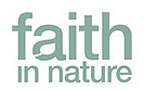 Logotyp Faith In Nature