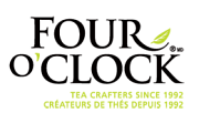 Logotyp Four O'Clock