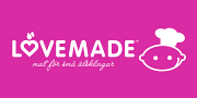 Logotyp för Lovemade