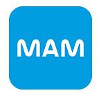 Logotyp MAM