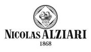 Logotyp för Nicolas Alziari