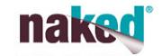 Logotyp Naked