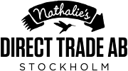 Logotyp för Nathalie's Direct Trade