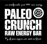 Logotyp Paleo Crunch