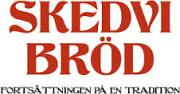 Logotyp Skedvi Bröd
