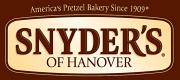 Visa alla produkter från Snyder's of Hanover