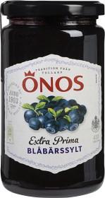 Bild på Önos Extra Prima Blåbärssylt 410 g