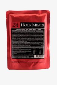 Bild på 24 Hour Meals - Chicken Sweet and Sour Pasta