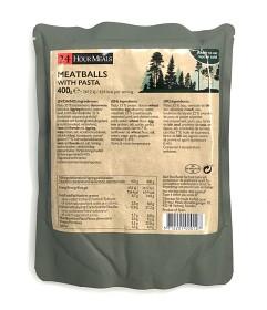 Bild på 24 Hour Meals - Meatballs with Pasta