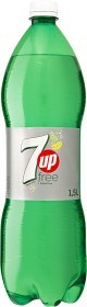 Bild på 7UP Free PET 1,5 L inkl. pant