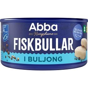 Bild på Abba Fiskbullar Buljong 375g
