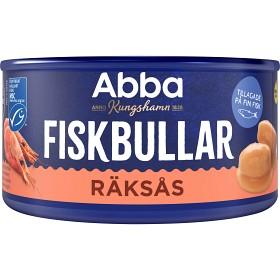Bild på Abba Fiskbullar Räksås 375 g