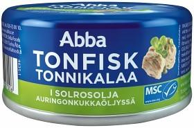 Bild på Abba Tonfisk i Solrosolja 200 g