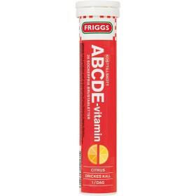 Bild på ABCDE-vitamin Citrus 20 brustabletter