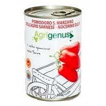 Bild på Agrigenus San Marzano DOP Tomater 400g