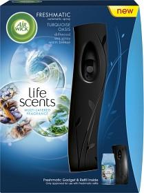 Bild på Air Wick Freshmatic Max Life Scents Starterkit Turquoise Oasis