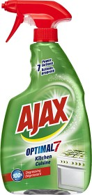 Bild på Ajax Kitchen & Grease Spray 750 ml