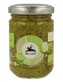 Bild på Alce Nero Vegan Grön Pesto 130 g