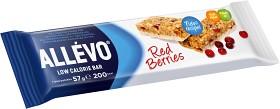 Bild på Allévo Low Calorie Bar Red Berries 57 g