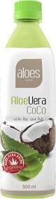 Bild på Aloes Aloe Vera Kokos 50 cl inkl. Pant