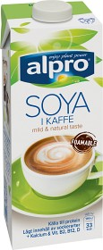 Bild på Alpro Soja i Kaffe 1 liter