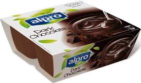 Bild på Alpro Sojadessert Mörk Choklad 125 g