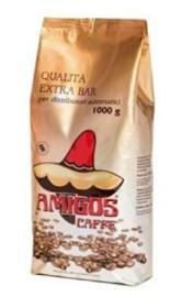 Bild på Amigos Caffe Qualita Extra Bar Hela Bönor 500 g