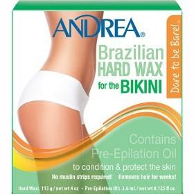 Bild på Andrea Brazilian Hard Wax 113 g