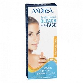 Bild på Andrea Gentle Bleach Creme Face