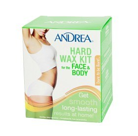 Bild på Andrea Hard Wax Kit 226 g