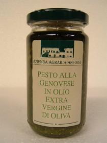 Bild på Anfossi Pesto Genovese 185 g