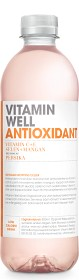 Bild på Vitamin Well Antioxidant Persika 500 ml