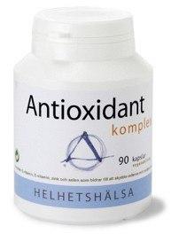Bild på Helhetshälsa Antioxidant Komplex 90 kapslar