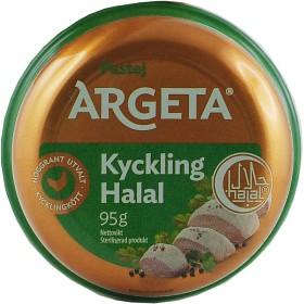 Bild på Argeta Kycklingpastej Halal 95 g