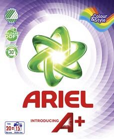 Bild på Ariel Tvättmedel Actilift Colour Pulver 675 g