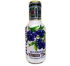 Bild på Arizona Blueberry White Tea 500 ml