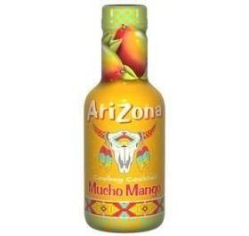 Bild på Arizona Mucho Mango 500 ml