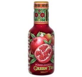 Bild på Arizona Pomegranate Green Tea 500 ml