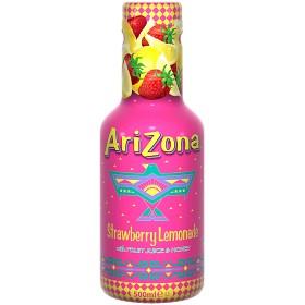 Bild på Arizona Strawberry Lemonade 500 ml