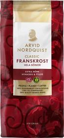 Bild på Arvid Nordquist Kaffe Classic Franskrost Hela Bönor 500 g