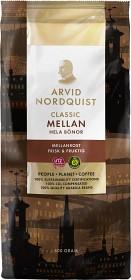 Bild på Arvid Nordquist Kaffe Classic Mellan Hela Bönor 500 g