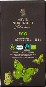 Bild på Arvid Nordquist Kaffe Selection ECO 450 g