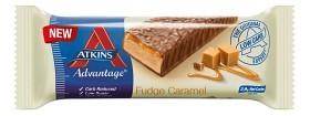 Bild på Atkins Advantage Fudge Caramel Bar 60 g