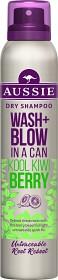 Bild på Aussie Miracle Dry Shampoo Kool Kiwi Berry 65 ml