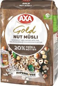 Bild på Axa Gold Müsli Nut 640 g