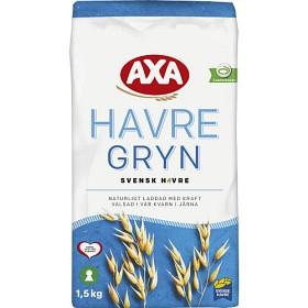 Bild på Axa Havregryn 1,5 kg