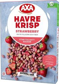 Bild på Axa Havrekrisp Strawberry 300 g