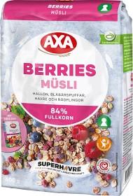 Bild på Axa Berries Müsli 600 g